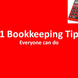 Good Bookkeeping Habits